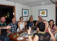 New Years Eve at Roca Partida