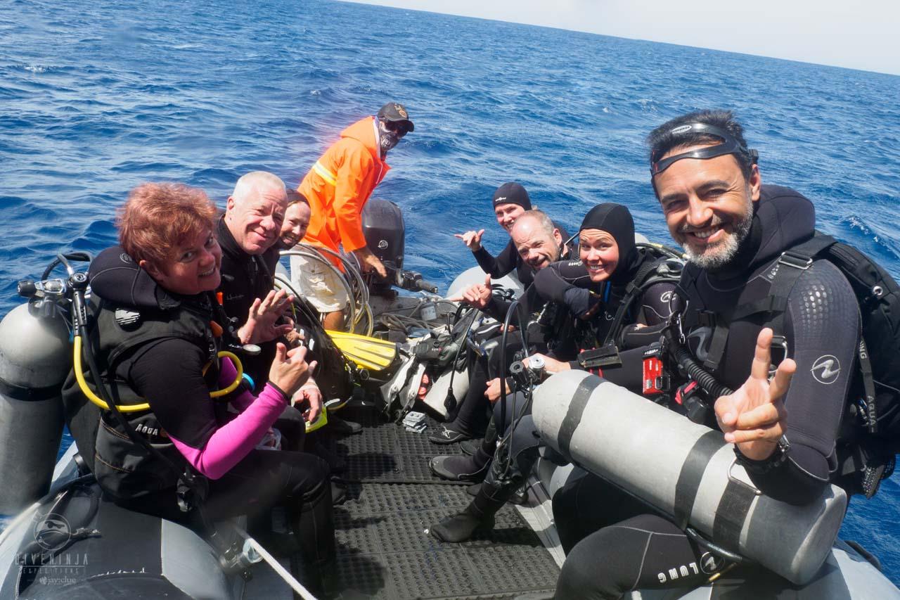 scuba diving liveaboard to socorro