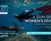 PADI Women's Dive Day 2018 Cabo San Lucas, Mexico