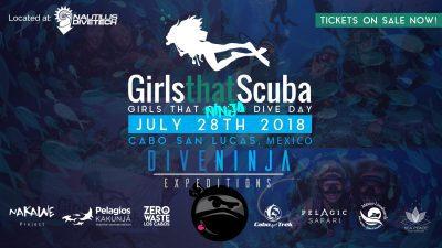 Girls That Scuba Dive Day Cabo San Lucas Event