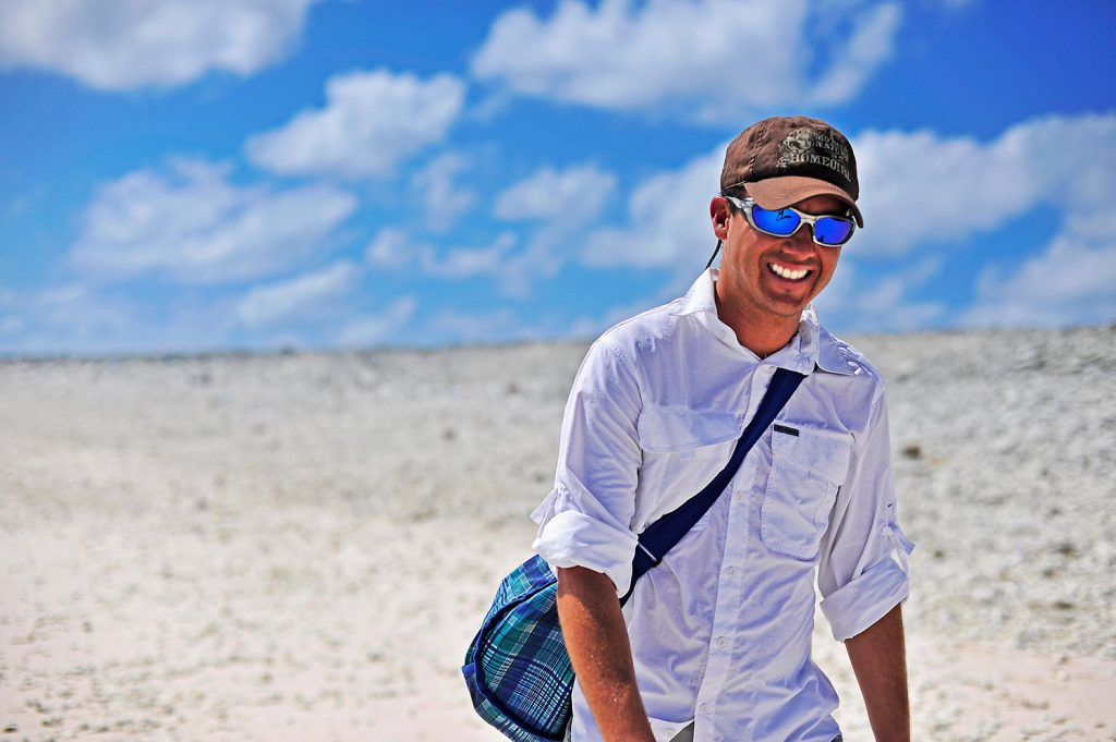 Dr Mauricio Hoyos Padilla, Shark scientist