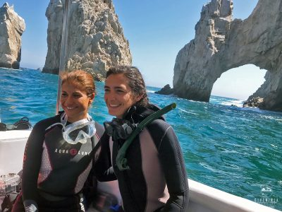Dive Ninja Expeditions, PADI Women's Dive Day 2018. Cabo San Lucas Mexico