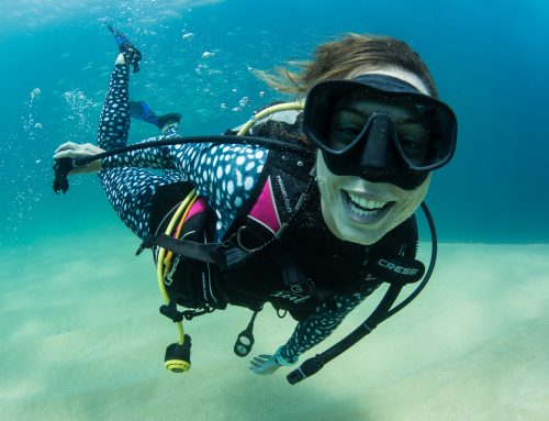 Girls That Scuba Join Dive Ninjas In Cabo San Lucas!