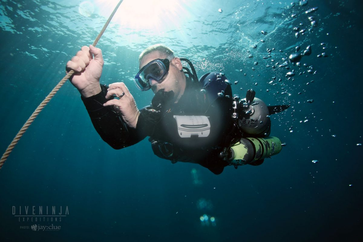 Scuba diving courses in Los Cabos