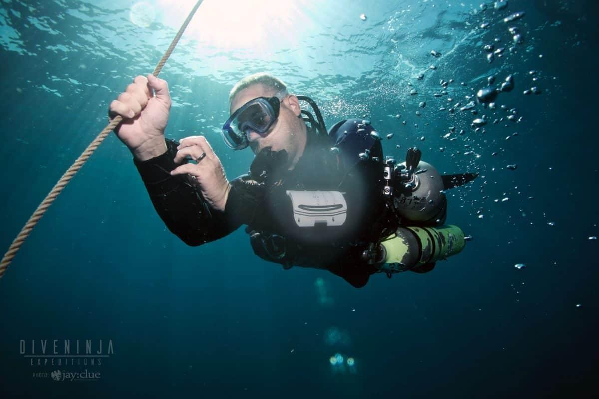Scuba diving courses in Los Cabos