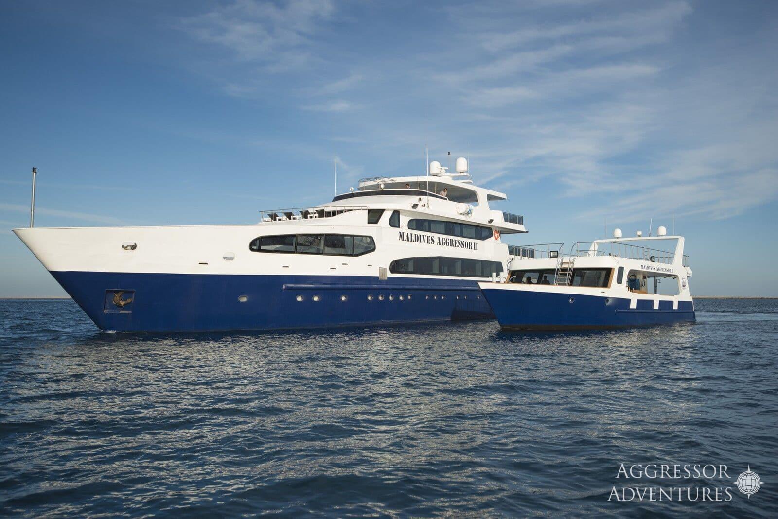 Maldives Aggressor II liveaboard trip