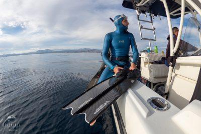 Freedive in Los Cabos Mexico