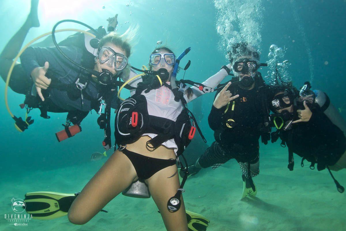 PADI Advanced Open Water Course Los Cabos