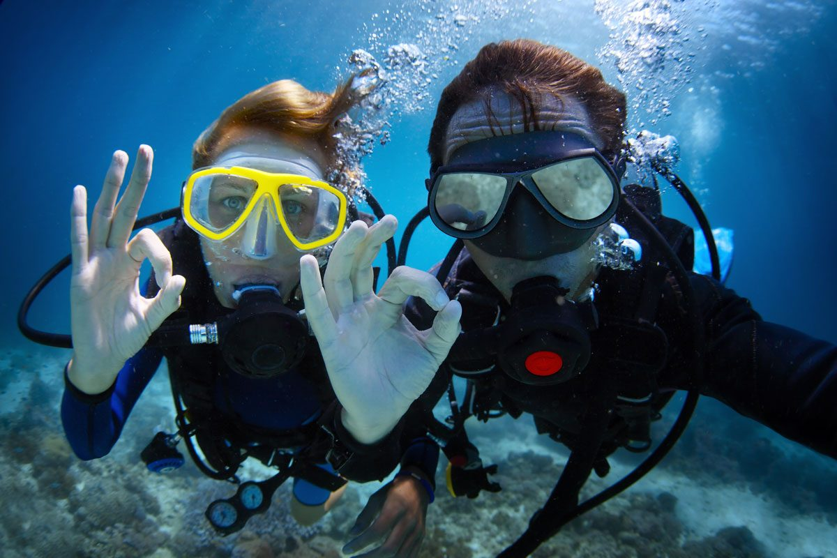 PADI Deep Diver specialty course in Los Cabos Mexico