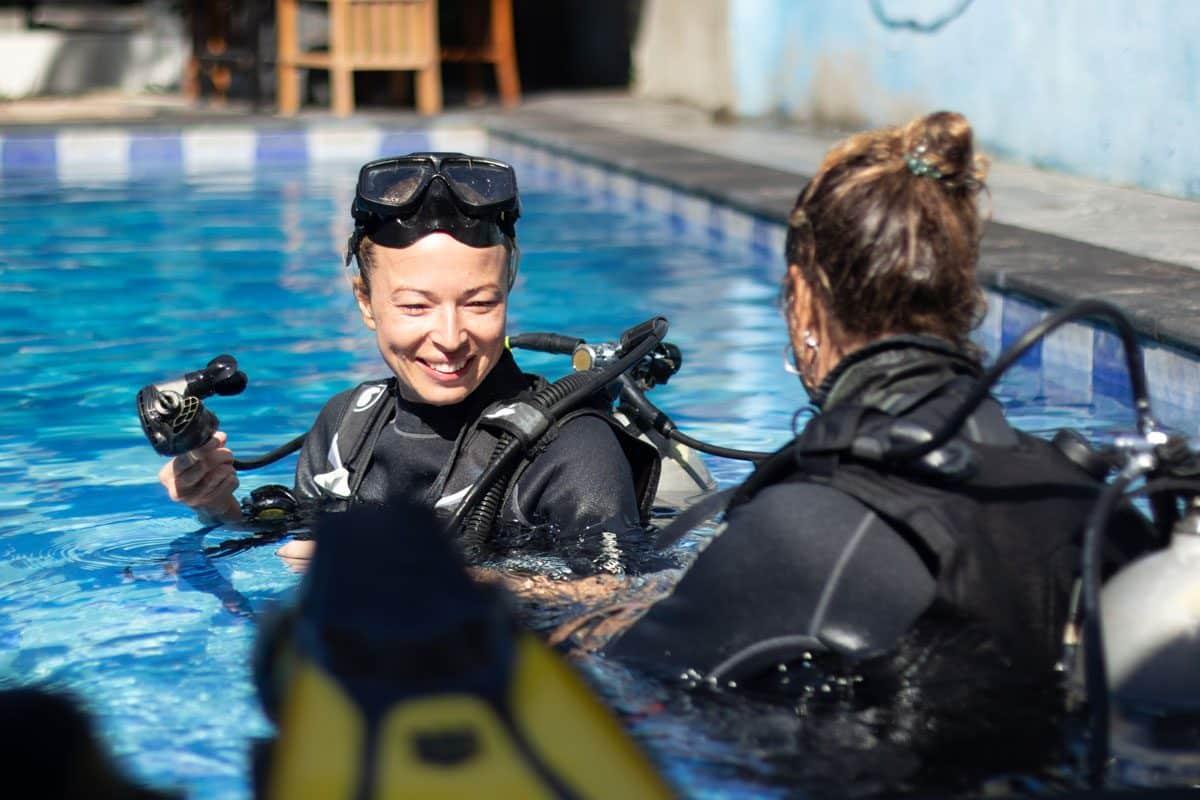 PADI Open Water Diver License in los cabos
