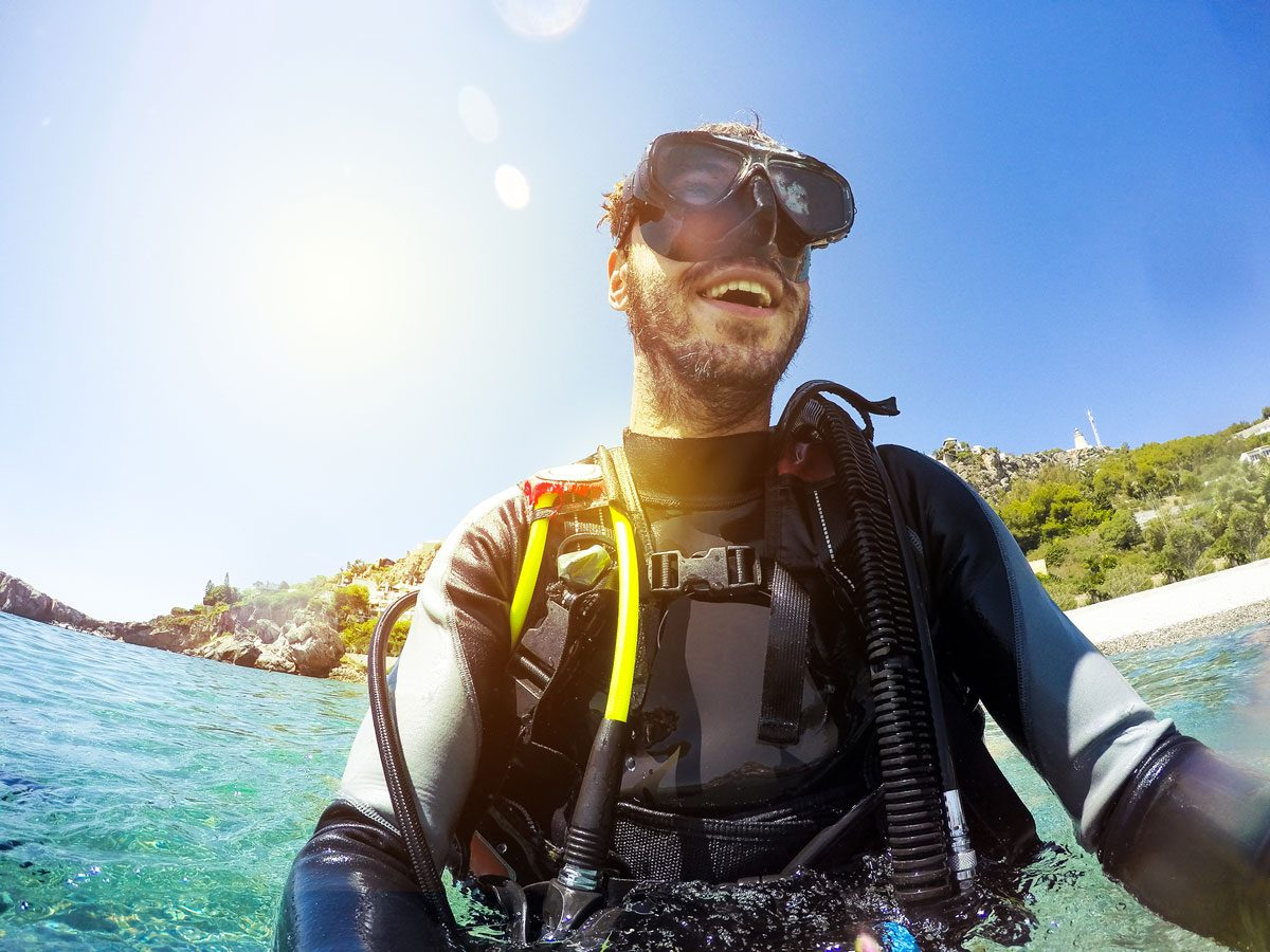 PADI Open Water Course in Cabo San Lucas