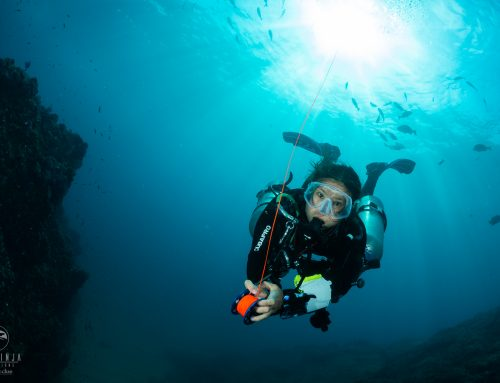 Delving Into Technical Diving – A Girl's Eye View