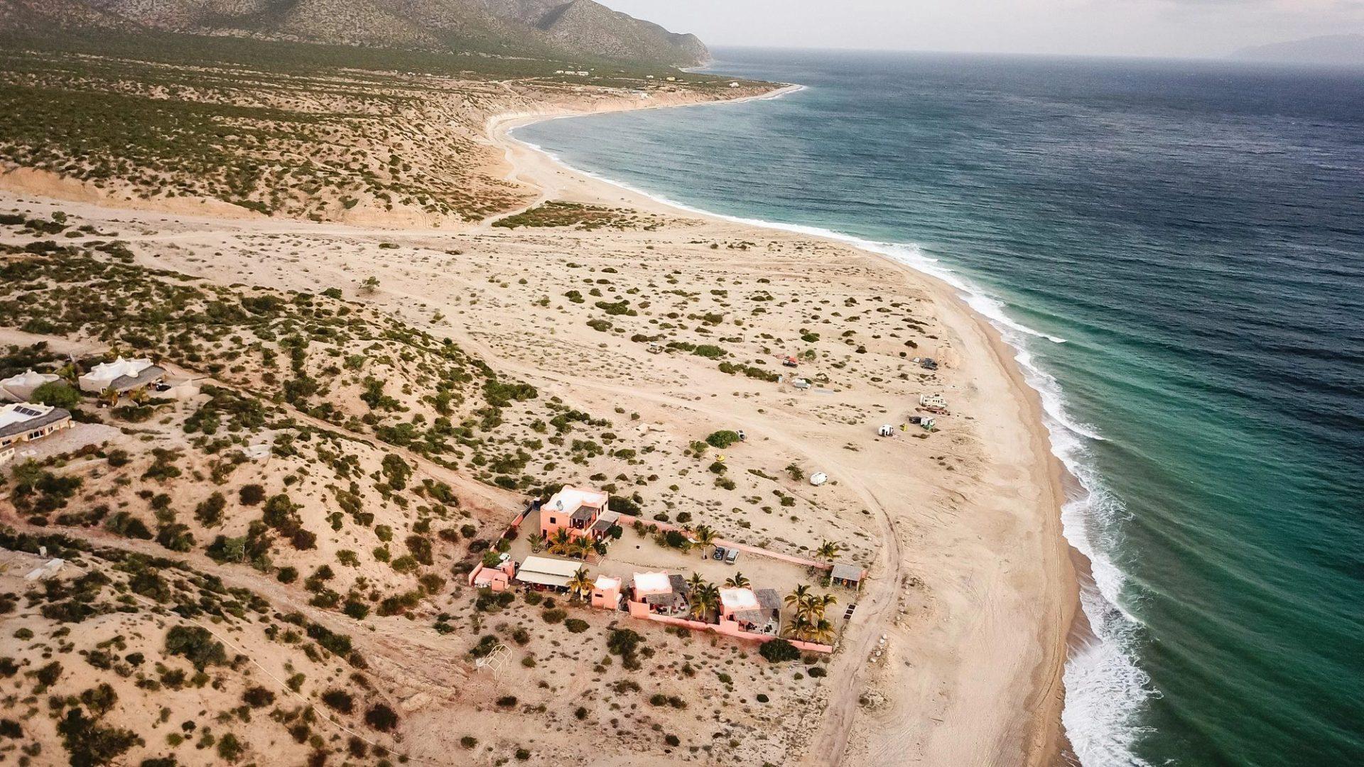 accommodation for the Dive Ninja Mobula ray expeditions