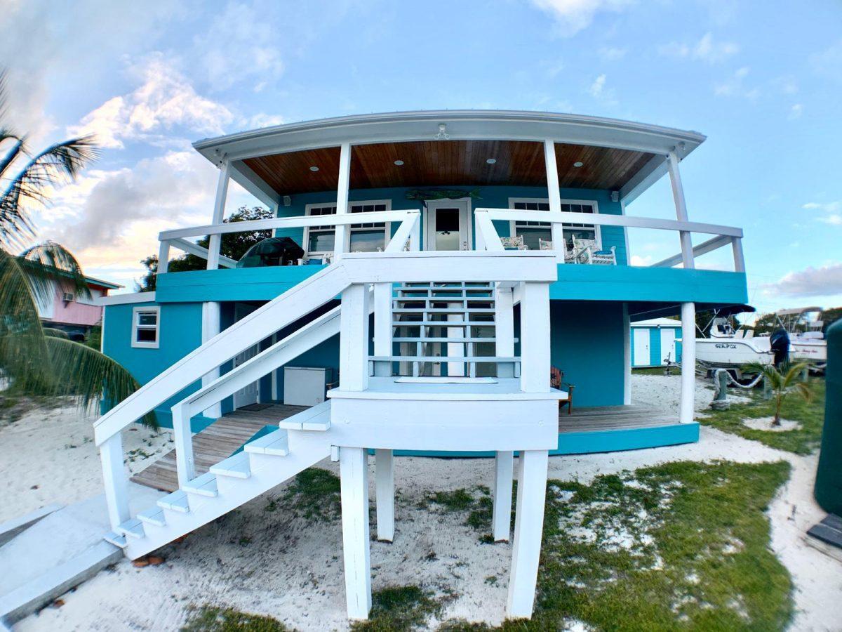 Bimini Shark lab research accommodation