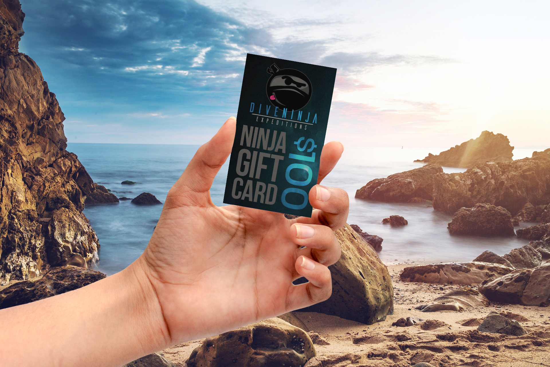 Scuba Diving Freediving Gift Cards