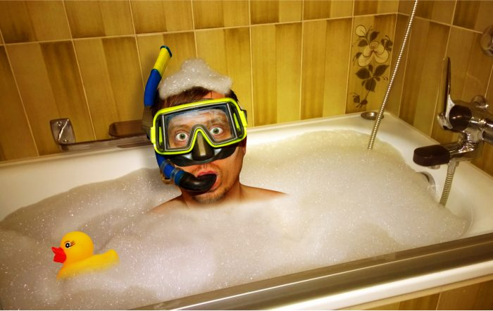 Learning to Scuba Dive at Home from Dive Ninja Expeditons
