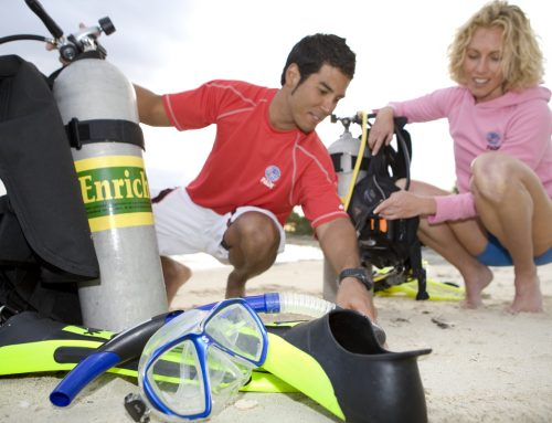 What Should I Expect in my PADI Enriched Air Nitrox Course?