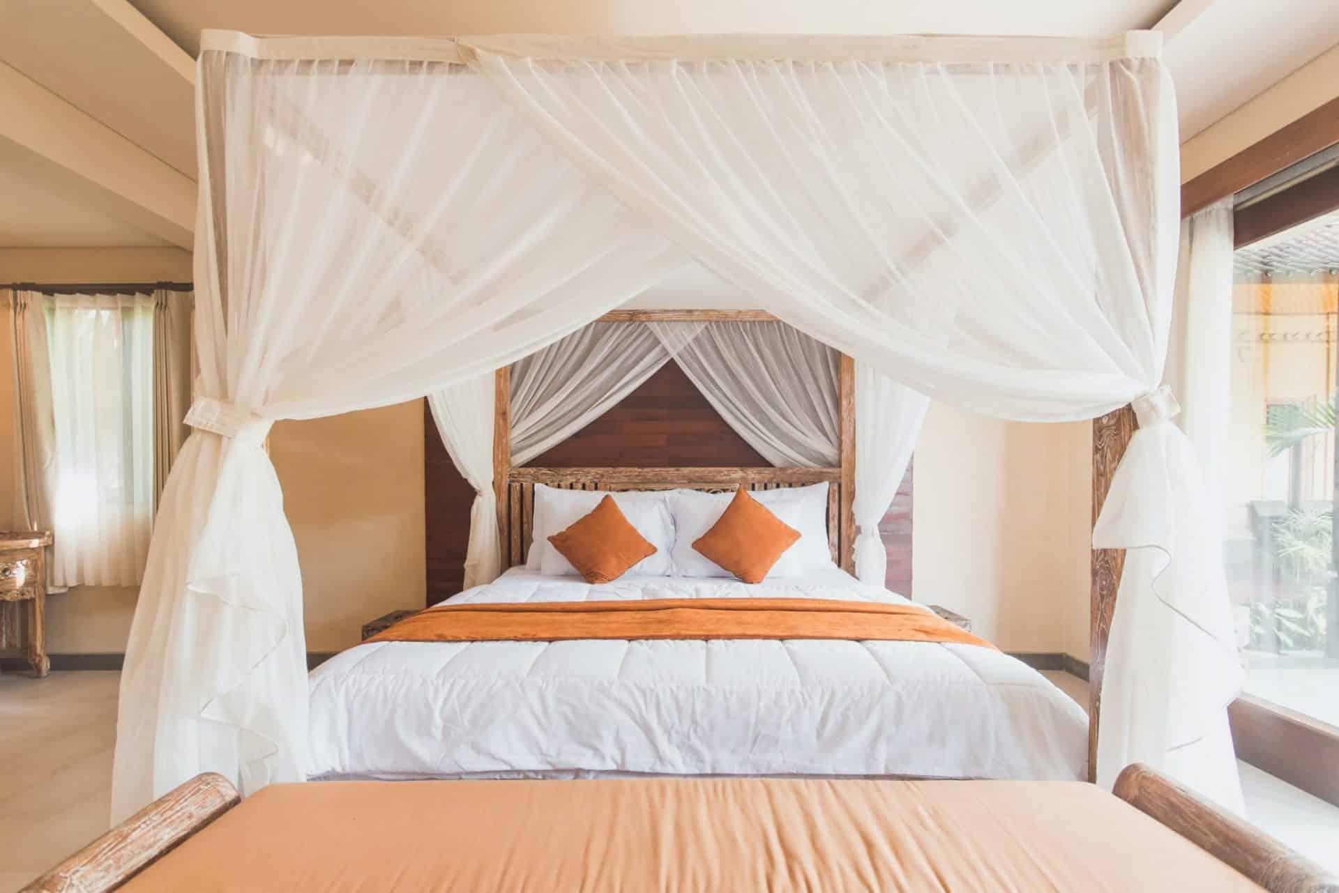 Beds - comfy, but dangerous!