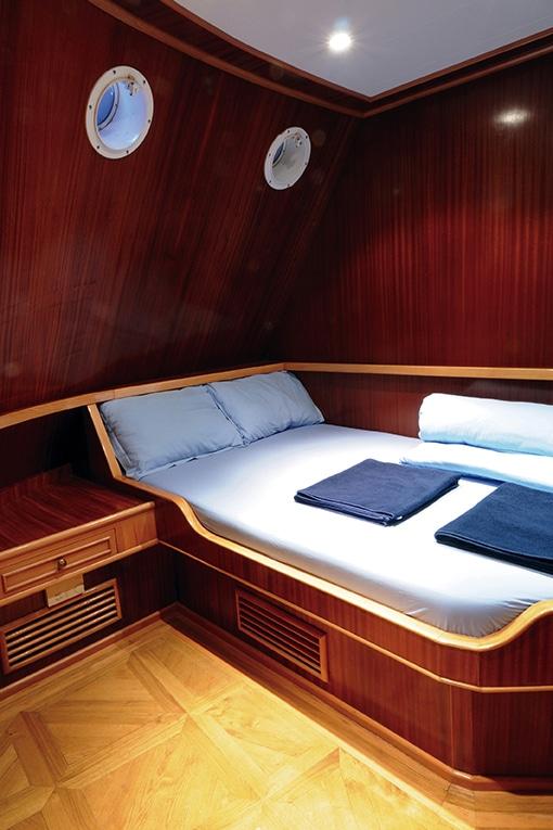 Blue Melody Red Sea Cabin