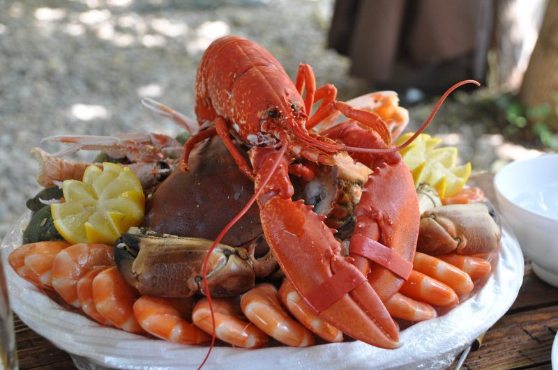 A mouth watering seafood dinner - is responsible for more deaths a year than sharks