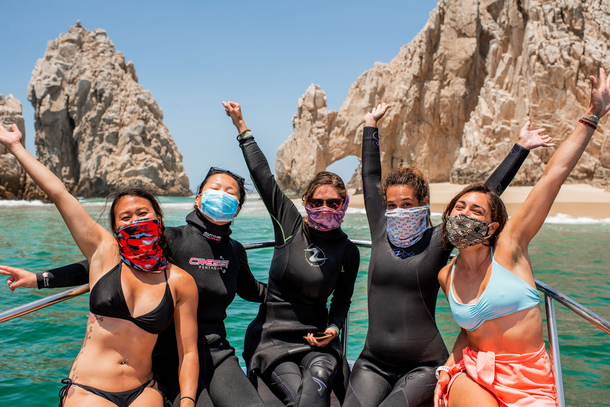 Scuba Diving courses in Cabo San Lucas