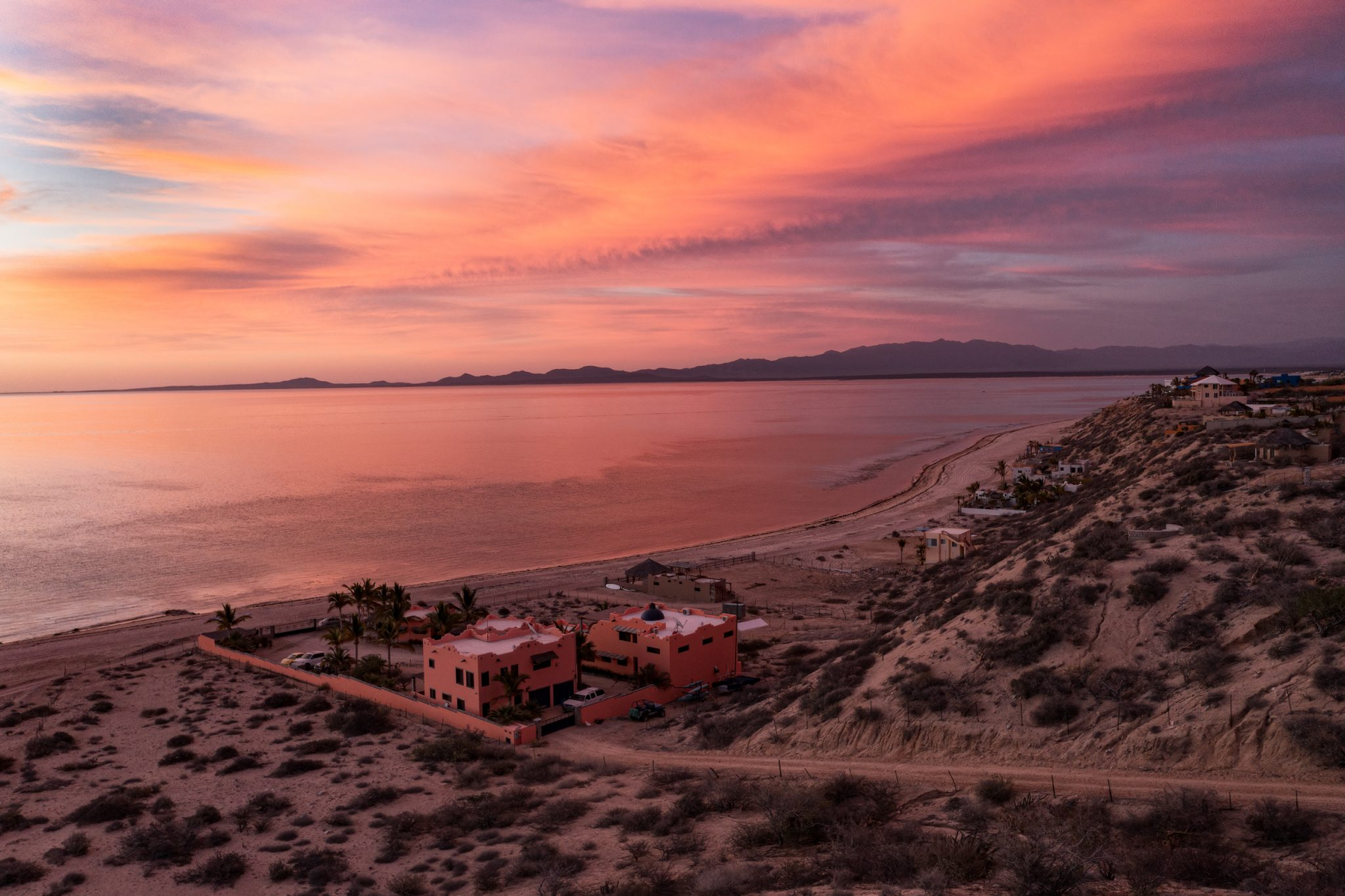 Above & Below photography workshops in Baja California Sur Mexico